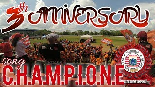 CHAMPIONE song for Skarbu in the Outsiders Orens Lampung