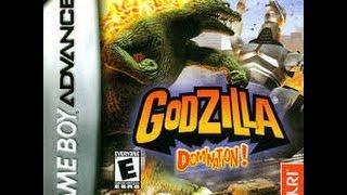 Godzilla: Domination (GameBoy Advance)