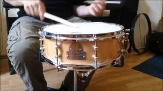 Killer Beat Drums 14 x 5 Maple