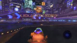 rocket league i tried to become a freestyler!