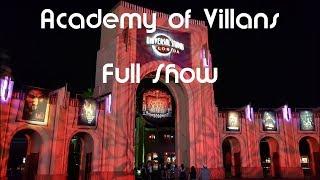 Academy of Villians at Universals Halloween Horror Nights 2017