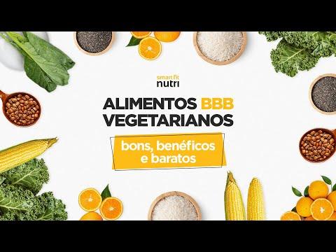 Alimentos vegetarianos bons, benéficos e baratos   Smart Fit Nutri