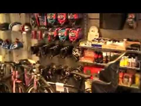 Bike for rent in Copenhagen