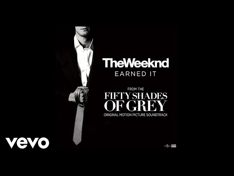 Клип The Weeknd - Earned It (Fifty Shades of Grey)