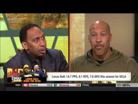 LaVar Ball Says He Is Bigger & Stronger Than Michael Jordan | March 23, 2017