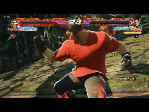 Tekken 7 | The Godlike Feng Wei