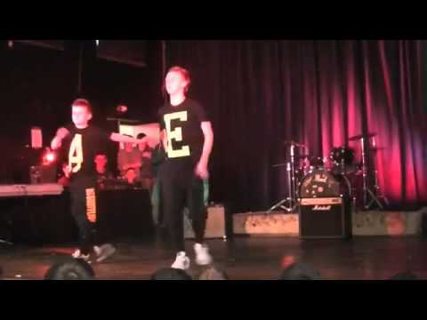 A&E ( Aiden and Eoin Kelly) , Saint Munchins Talent Show 2011