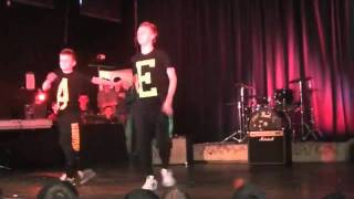 A&E ( Aiden and Eoin Kelly) , Saint Munchins Talent Show 2011