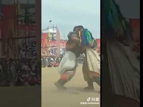 蒙古摔跤的力量美 Bokh: The Beauty of Power