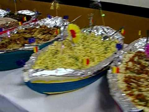 Buffet froid de l 39 asbl aira du 16 mai 2010 les bateaux 2 film par rudy youtube - Presentation buffet froid deco ...