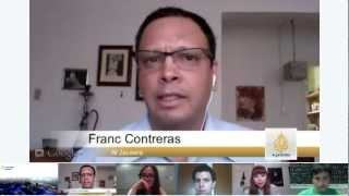 Google+ Hangout: The #YoSoy132 student movement in Mexico