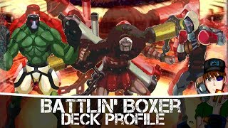 Yugioh Battlin Boxer / Burning Knuckler Deck Profile January 2014 Format