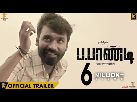 Thumbnail: Power Paandi - Official Trailer | Rajkiran | Dhanush | Sean Roldan | Releasing on April 14th