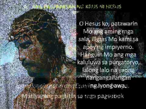Sorrowful Mystery_FULL (Tagalog Rosary - Ang Misteryo ng Hapis)
