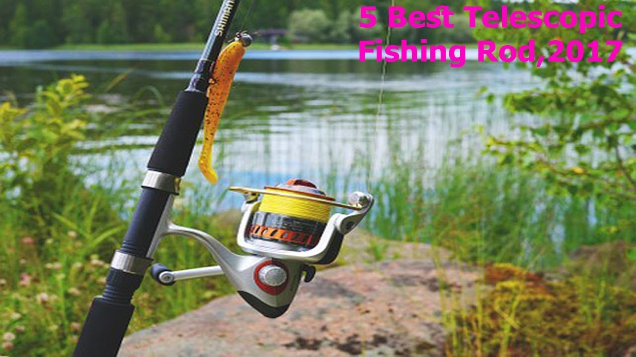 Top 5 Best telescopic fishing rod reviews,2017