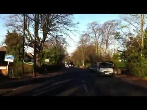 London Streets (470.) - Coulsdon - Wallington - Hackbridge - Mitcham