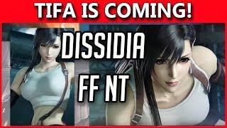 Dissidia Final Fantasy NT - Tifa Announced - Ethics Department *Chuckle*