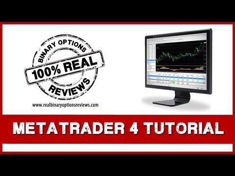 Metatrader 4 Tutorial - MT4 Binary Options