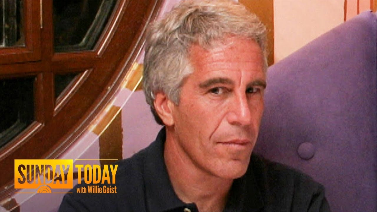 Jeffrey Epstein's Death Raises Questions | Sunday TODAY