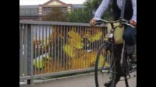 Красивые рисунки на заборах. Как раскрасить весело забор, и скрыть его старость(, 2015-06-05T20:38:20.000Z)