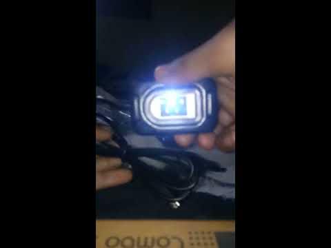 Precision pb510  fingerprint reader unboxing