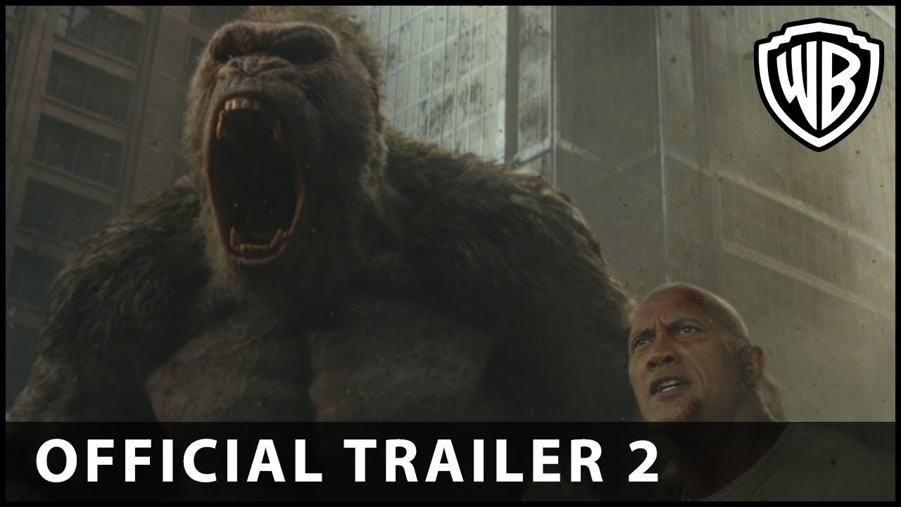 Download Rampage - Official Trailer 2