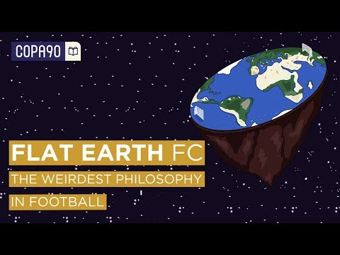 "Flat Earth FC: ''The Ball Is Round But The World Isn't?"" thumbnail"