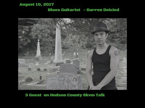 Hudson County Skvm Talk - Episode 3 - Darren Deicide (The Man in the Black Hat)