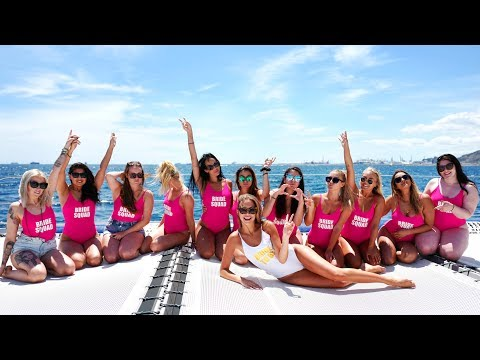BACHELORETTE PARTY - I GOT KIDNAPPED TO BARCELONA