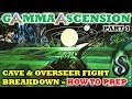 ARK END GAME: ASCENSION GAMMA CAVE, HOW TO BEAT THE OVERSEER -P1- WHAT TO PREPARE, STRATEGY AND TIPS