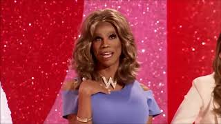 Naomi Smalls as Wendy Williams - Snatch Game of Love