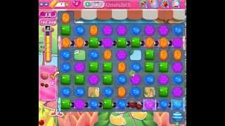 Candy Crush Saga Level 593 - 3 stars, no boosters