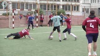 Турнир по мини футболу Мы вместе сила Сибири состоялся в Новосибирске