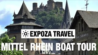 Mittel Rhein Boat Tour (Germany) Vacation Travel Video Guide