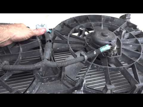 how to install a radiator pontiac grand prix gtp doovi. Black Bedroom Furniture Sets. Home Design Ideas