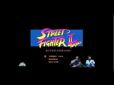 SNES Super Street Fighter II: Turbo