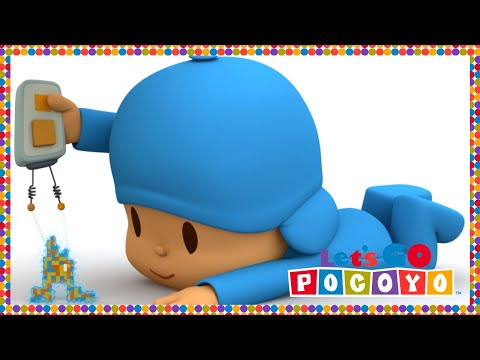 Let's Go Pocoyo! - Big and Small [Episode 34] in HD