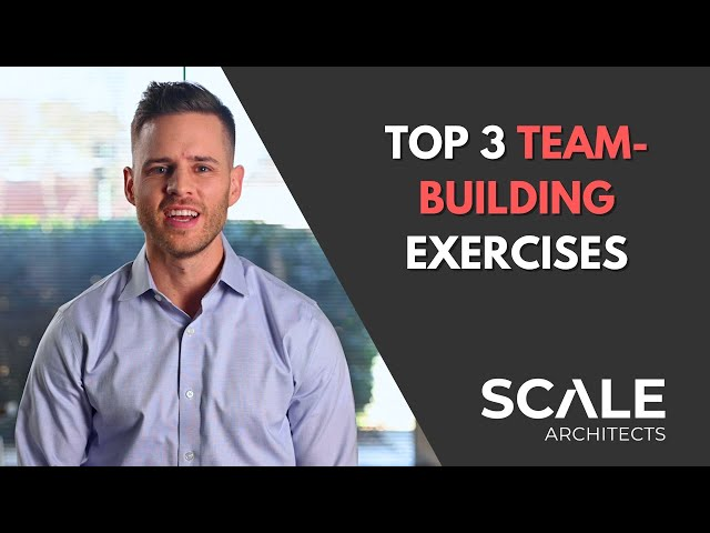 Top 3 team building exercises for growing companies
