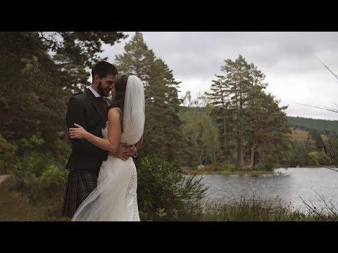 Adam & Louise | Wedding Film | Glen Tanar | Aberdeenshire | Scotland
