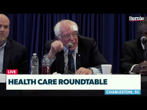 Health Care Roundtable in South Carolina