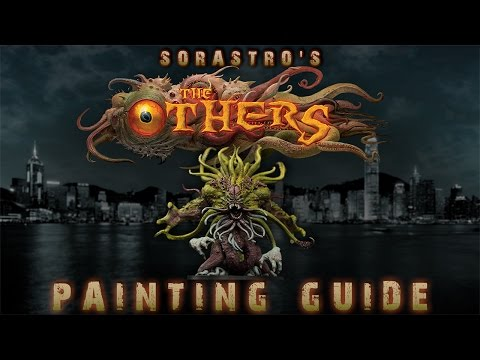 Sorastro's The Others Painting Guide -The Pride Avatar
