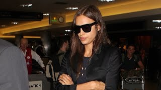 Baixar Bradley Cooper's GF Model Irina Shayk Isn't In The Mood For Photographs