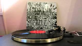 Скачать CREAM Wheels Of Fire Vinyl HQ RIP Side One