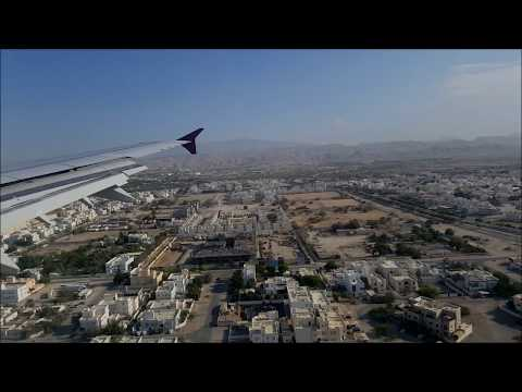 DOHA TO MUSCAT - Qatar Airways | After Qatar Blockade (Flight Review)