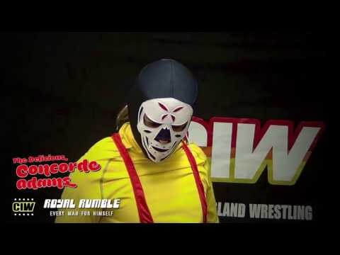 CIW Royal Rumble 2013 Promos