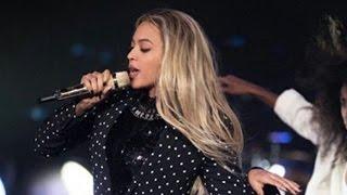 Beyoncé Shuts Down Clinton Rally!!! (GetOutTheVote)