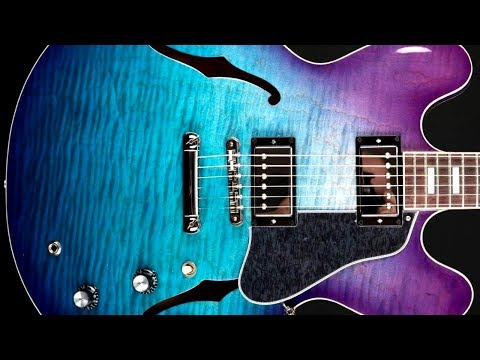 Mellow Soulful Ballad Guitar Backing Track Jam in A