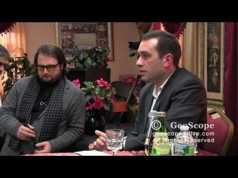Irakli Alasania in New York on Georgia's Foreign Policy Keystones.mov