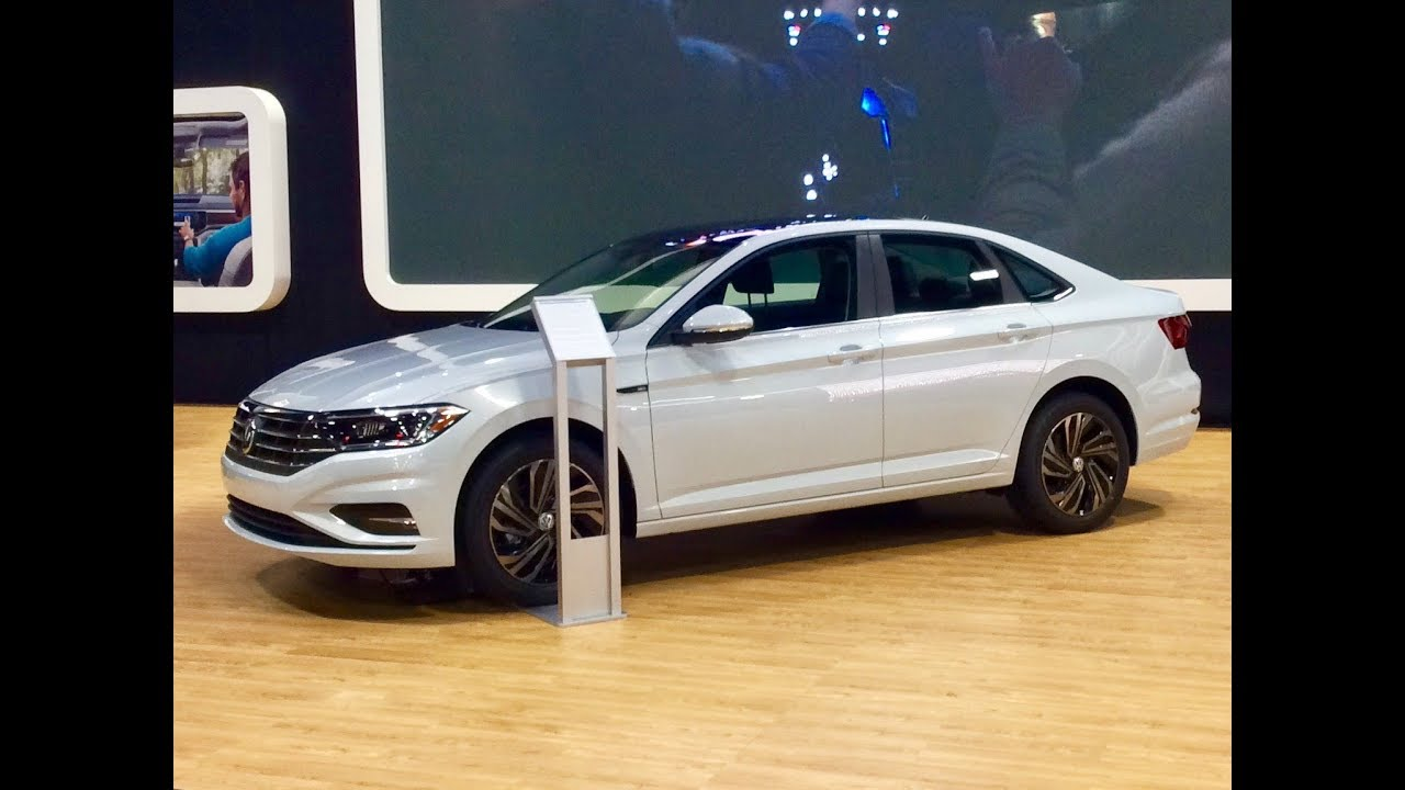 2019 Volkswagen Jetta SEL Tour - All New Redesign! - YouTube