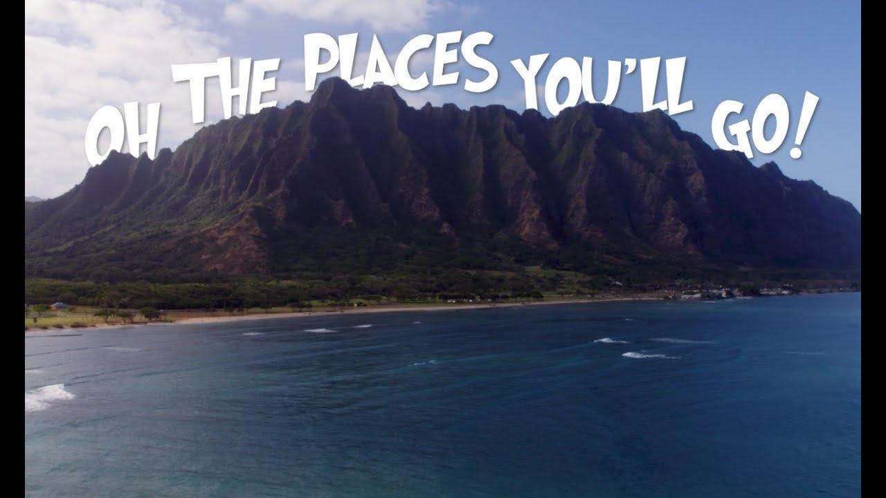 dr seuss oh the places you ll go graduation speech